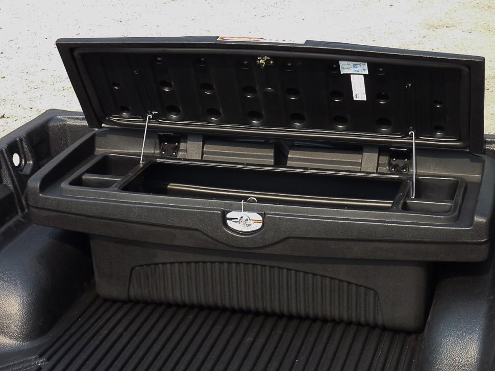ящик maxbox в кузов mitsubishi l200